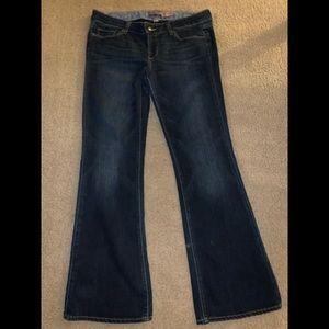 Paige wide leg jeans size 31